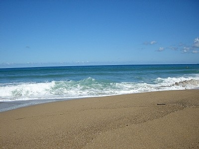 Rincon villa rental - Sandy beach, just walking d