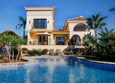 Sensational 5 Bedroom Villa in Marbella