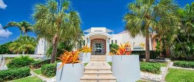 Villa Les Palmiers Bleus