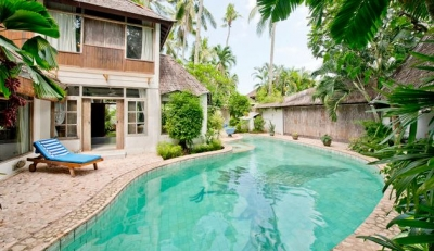 Villa Coconut, Pool and Exotic Garden