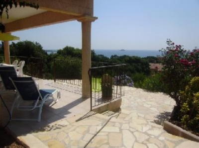 Villa Pinarello, Two Minute Walk from the Beach
