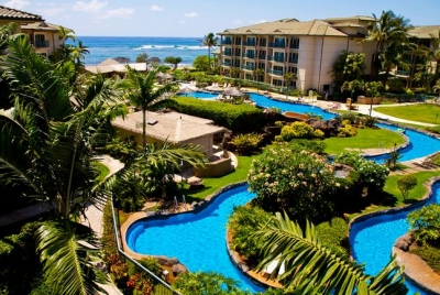 Waipouli Beach Resort D101