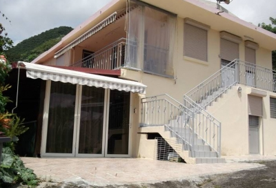 Two Bedroom Apartment in Anse d'Arlet, Sea View