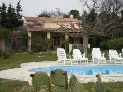 Cottage in Mont Ventoux, Sleeps 6 to 8