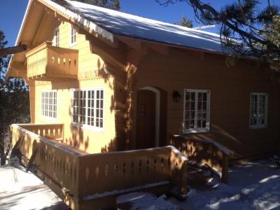 Cirq du Chalet: Lake View Mountain Chalet Retreat