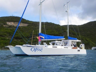Welcome Aboard Opus, Your 50' Floating Resort!