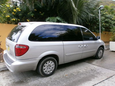 rental vehicle