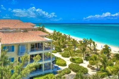 3rd Floor Deluxe 2 Bedroom Ocean Front Villa #305