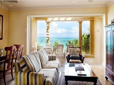 3rd Floor 2 Bedroom, 2 Bath Ocean Front Villa #307