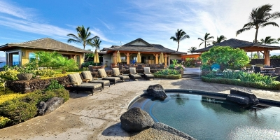 Luxury Hali'i Kai Ocean View 12A