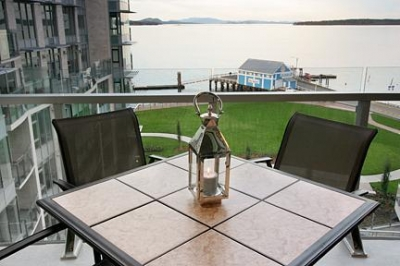 The Pier Condo on the Waterfront in Sidney