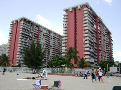 Coral Beach Apartment In Isla Verde Puerto Rico Amp Surrounding