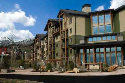 Sophisticated Wyndham Park City Getaway