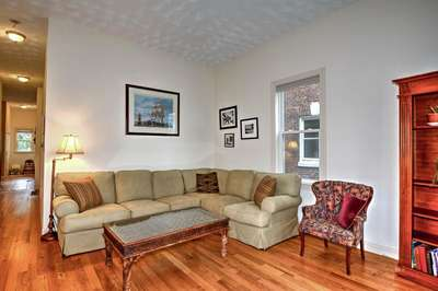 Boston's Jamaica Plain 2 bedroom luxe rental