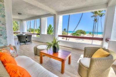 Oceanfront 3 Bedroom Apartment B-201