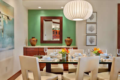 Dining For Six with Unique Quality Decor