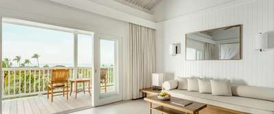 Ocean Facing Room | COMO Parrot Cay