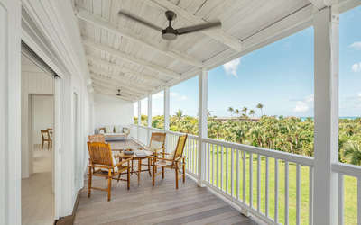 COMO 1 Bedroom Suite | COMO Parrot Cay