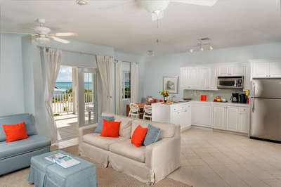 1 Bedroom Oceanfront | Beach House All-inclusive