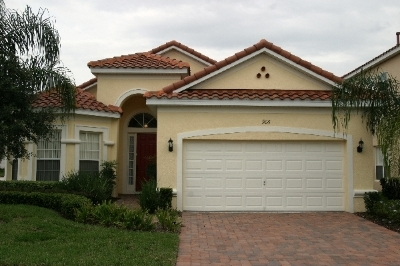 906THB----Lovely Vacation Home In Gated Community!