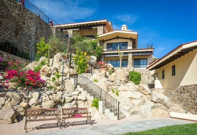 You'll have a one-of-a-kind trip in Cabo when you stay at Villa Golden Dome