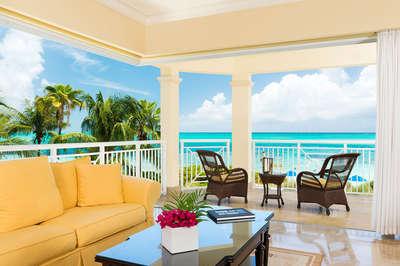 Deluxe Oceanfront Suite | 2 Bedrooms