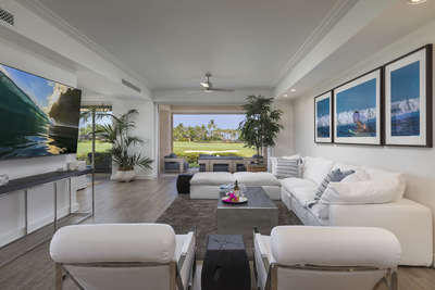 New to the rental market this villa has been completely renovated with contemporary furnishing and a