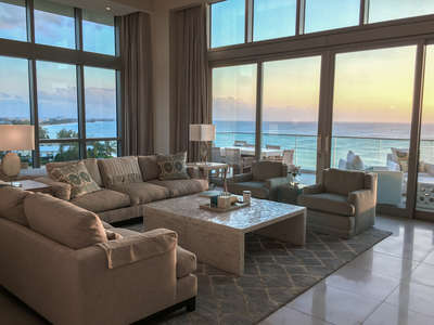 The Penthouse at the Kimpton Seafire Residences
