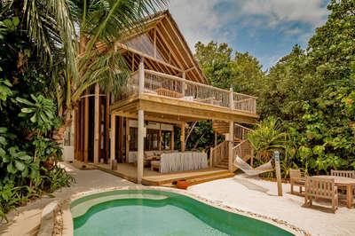 Crusoe Villa with Pool | 2 Bedrooms