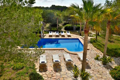 Vista Es Calo Formentera
