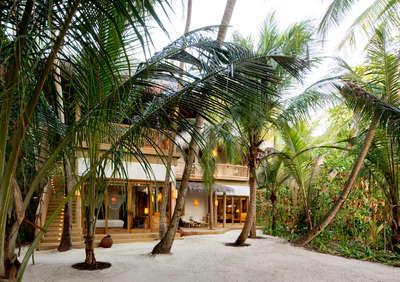 Soneva Fushi Suite with Pool | 4 Bedrooms