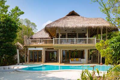Soneva Fushi Villa Suites with Pool | 3 Bedrooms