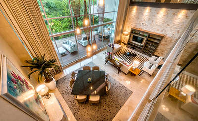2 Bedroom Loft Residence | Grand Luxxe