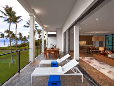 Oceanfront Villa | 3 Bedrooms