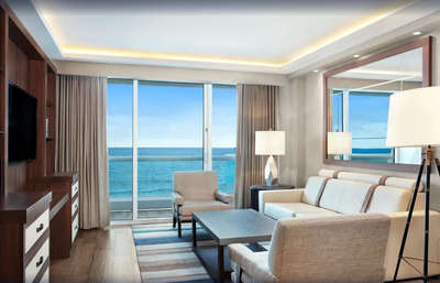 Oceanfront Suite | 1 BDM