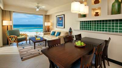 Ocean View Villa with Balcony | 1 Bedroom