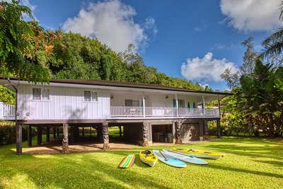 Kalihiwai Beach House