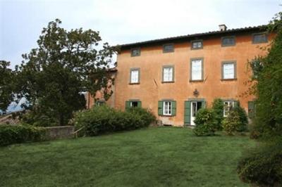 Azienda Agricola Valgiano: Il Palazzo