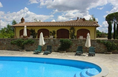 Villa Chiocci Alto