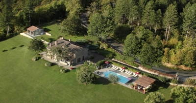 Holiday Villa with Swimming Pool in Arezzo