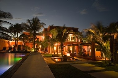 Private Luxury Villa on Caribbean Riviera Maya
