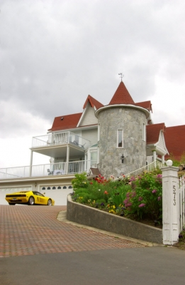 Vancouver Island Prancing Horse Bed & Breakfast