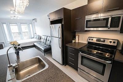 Montreal West loft apartment near Loyola campus