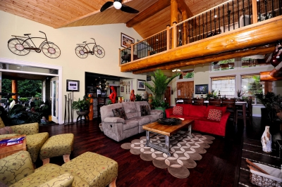 Sunshine Coast Waterfront Vacation Rental