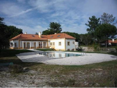 Villa with garden and private pool near Comporta