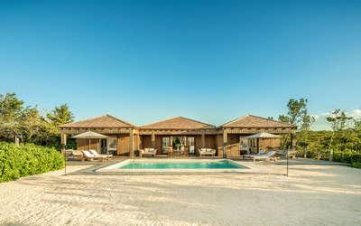 2 Bedroom Beach House | COMO Parrot Cay