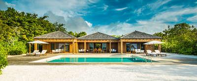 COMO Villa | COMO Parrot Bay