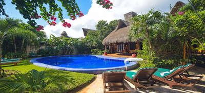 Villa Laguna Encantada