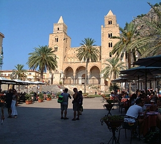 CEFALU' S CATHEDRAL