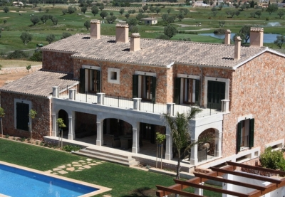 Luxurious newly-built Finca in rural setting